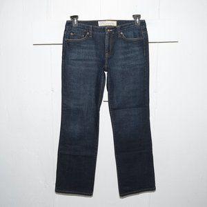 Ann loft taylor original womens jeans SZ 8 R 4852